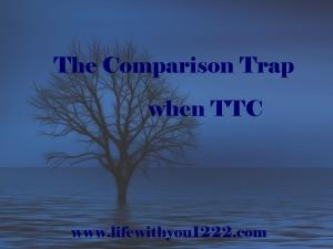 comparison TTC infertility