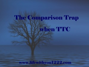 comparison TTC infertility