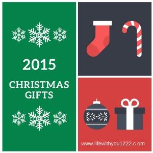Christmas gift ideas 2015