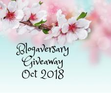 BlogaversaryGiveawayOct 2018